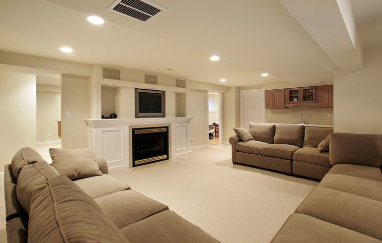 Basement Finishing Home Upgrades and Renovations