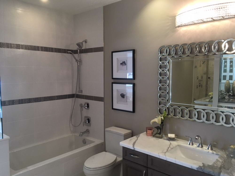 Basement Contractors Finish Basement Bathroom