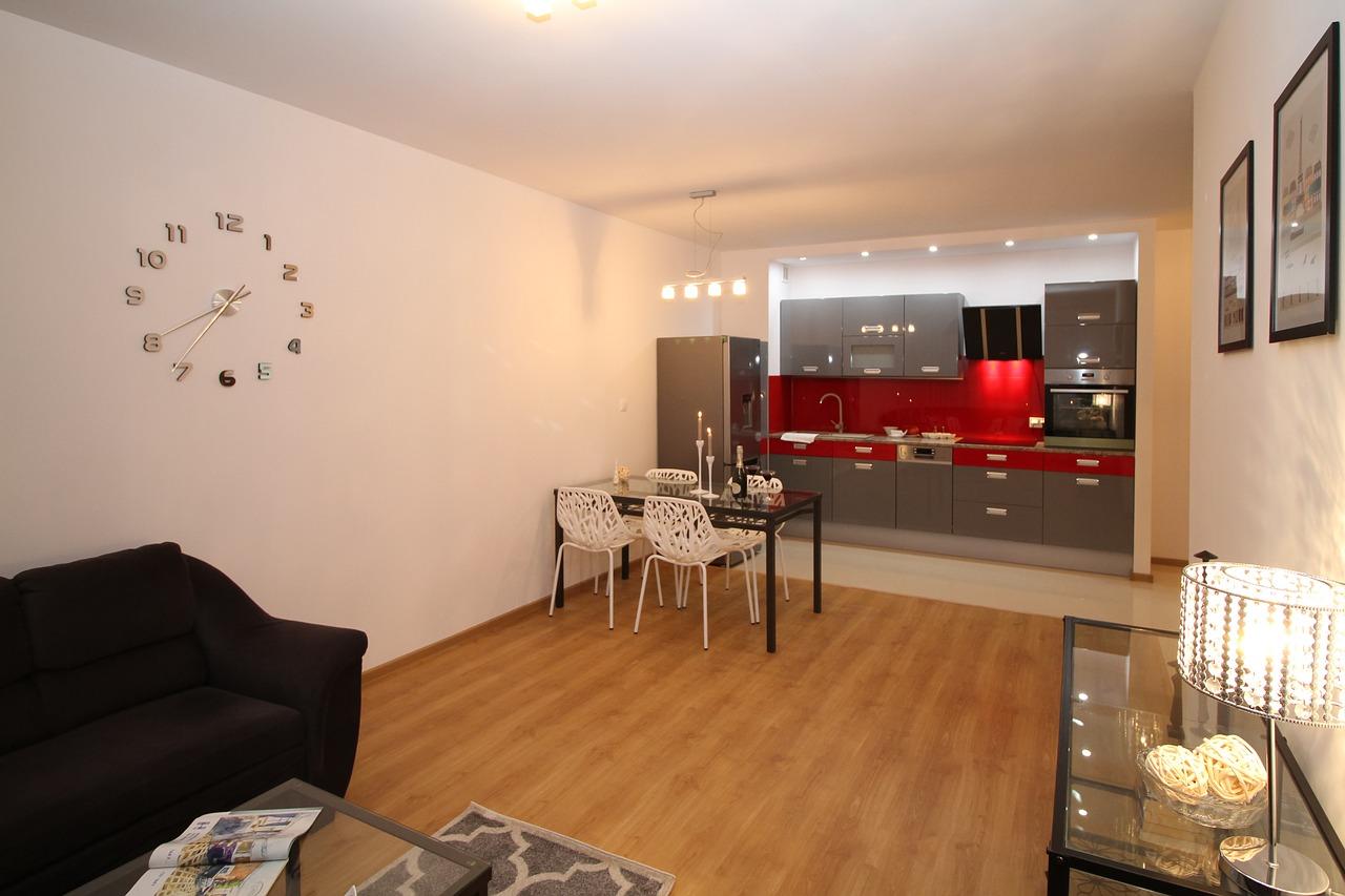 Photo of Finished Basement Kitchen