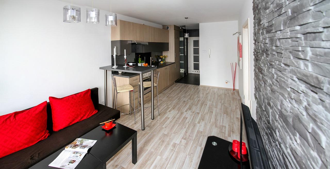 Kitchen Renovation in Basement