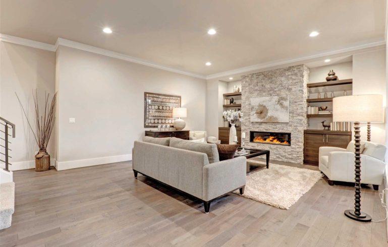 Modern Basement Design Toronto