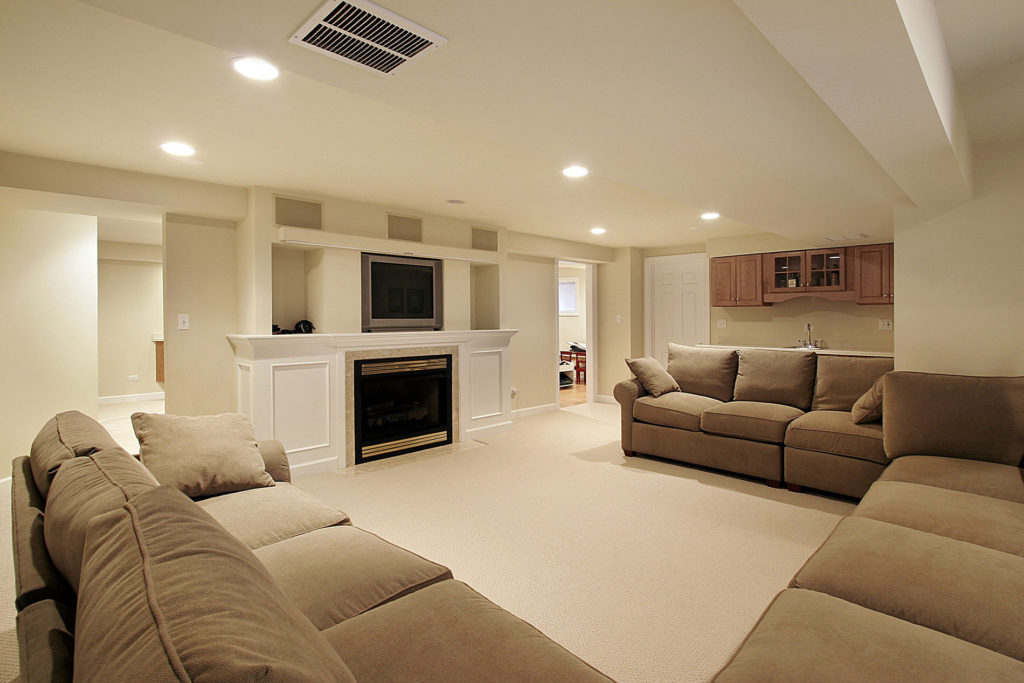 Barrie Basement Upgrades and Renovation