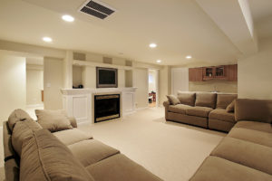 toronto basement renovation