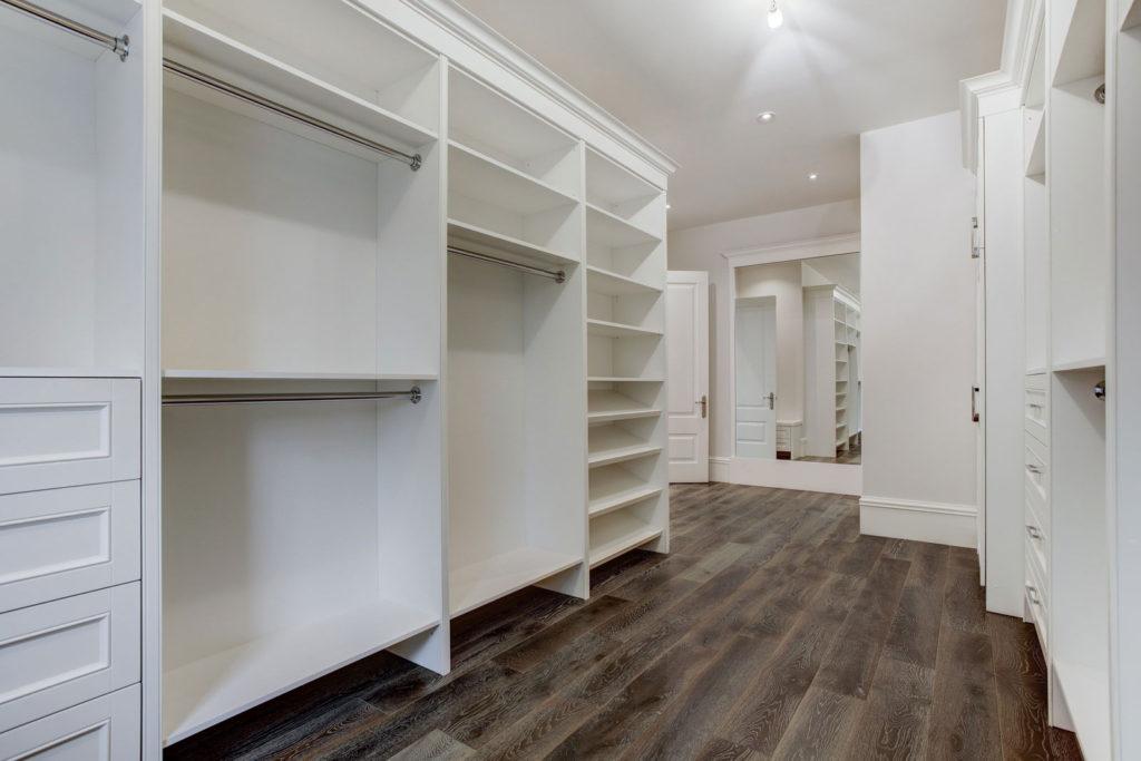 Basement Closet Room