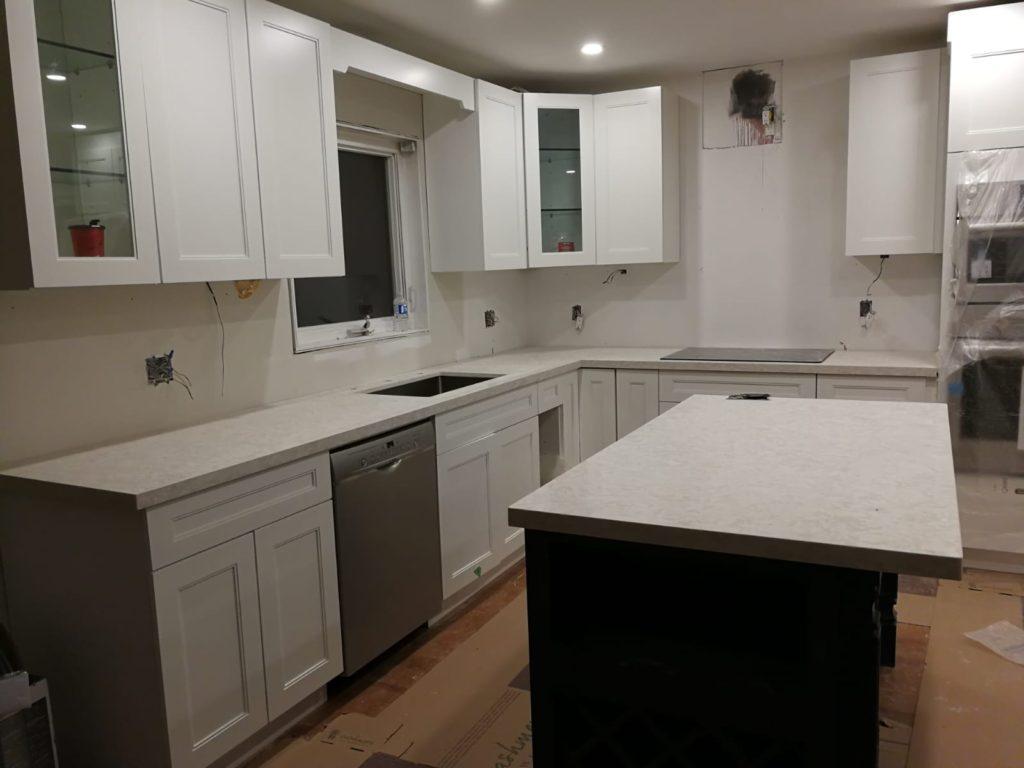 New Kitchen Installation in Scarborough