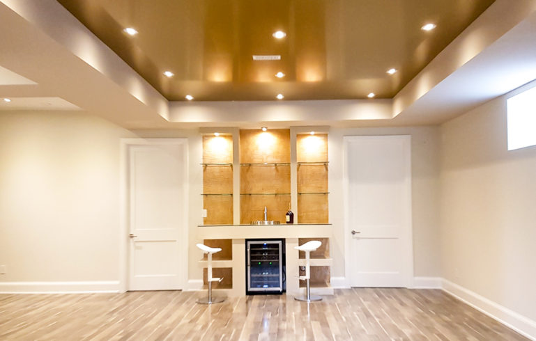 Finished Basement in North York