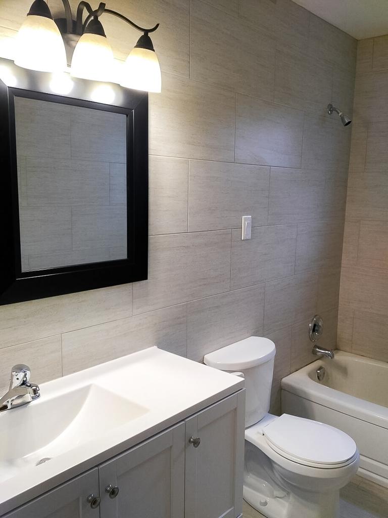 Basement Bathroom Image
