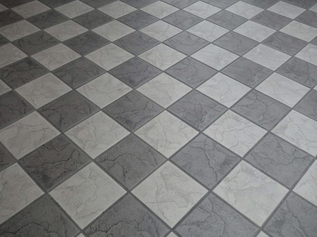 custom two ton color Tile Flooring Richmond hill