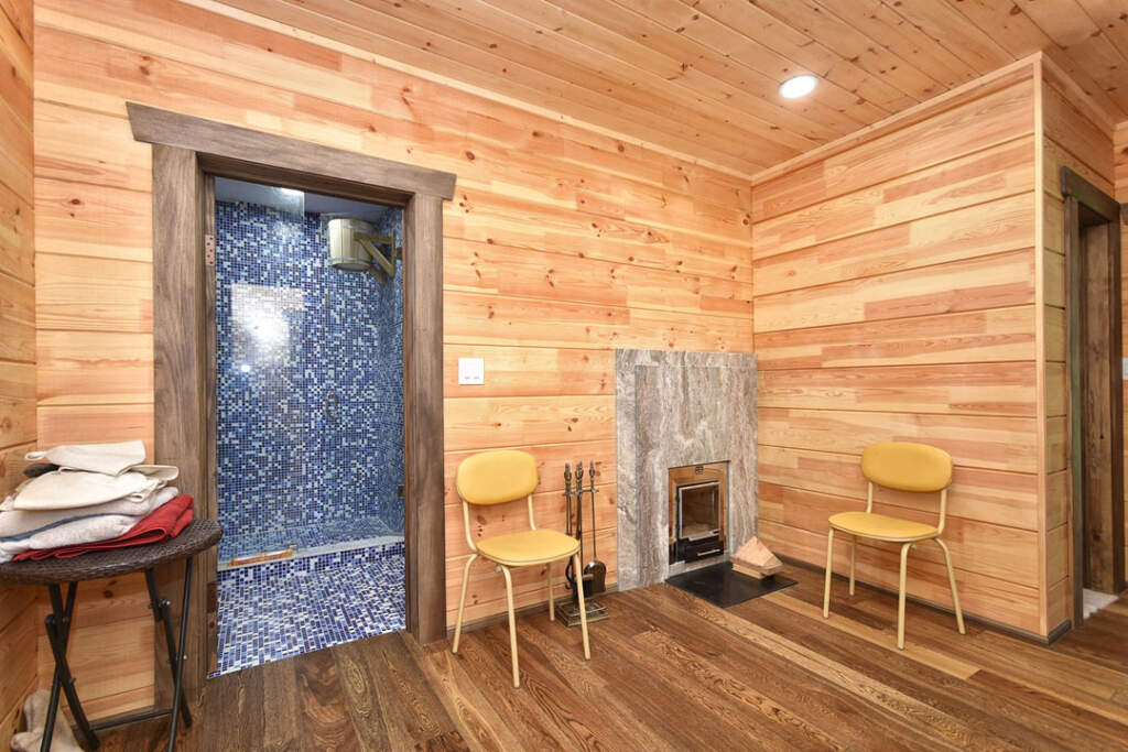 Amazing Basement Sauna Room - Basement Remodeling Company Richmond Hill