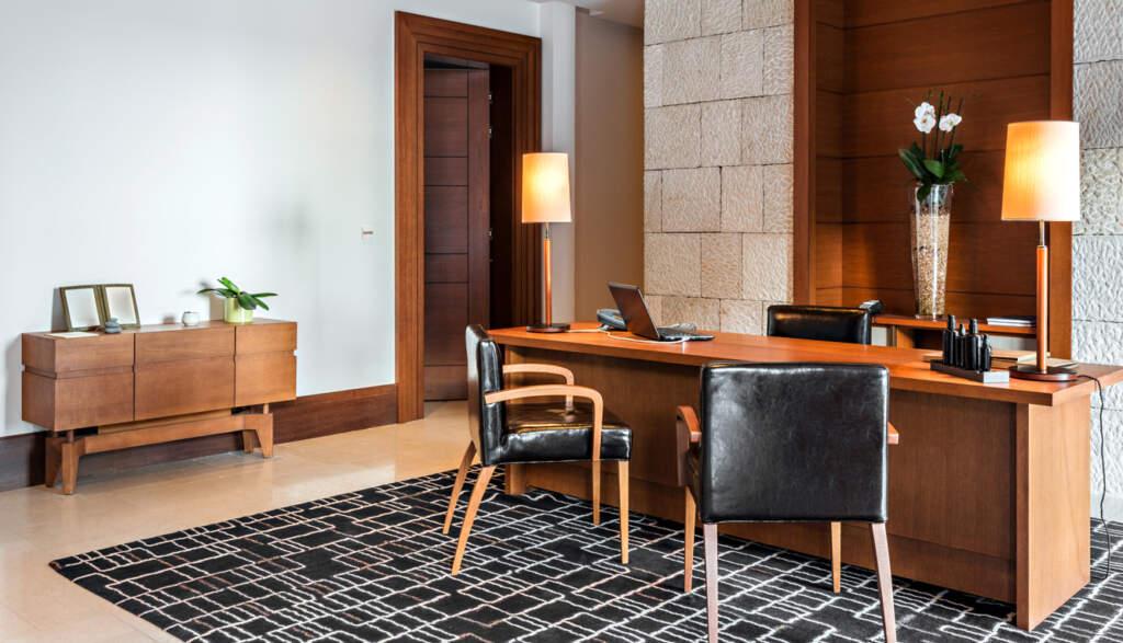 Custom Basement Home Office Design - Basement Remodeling Company Brampton