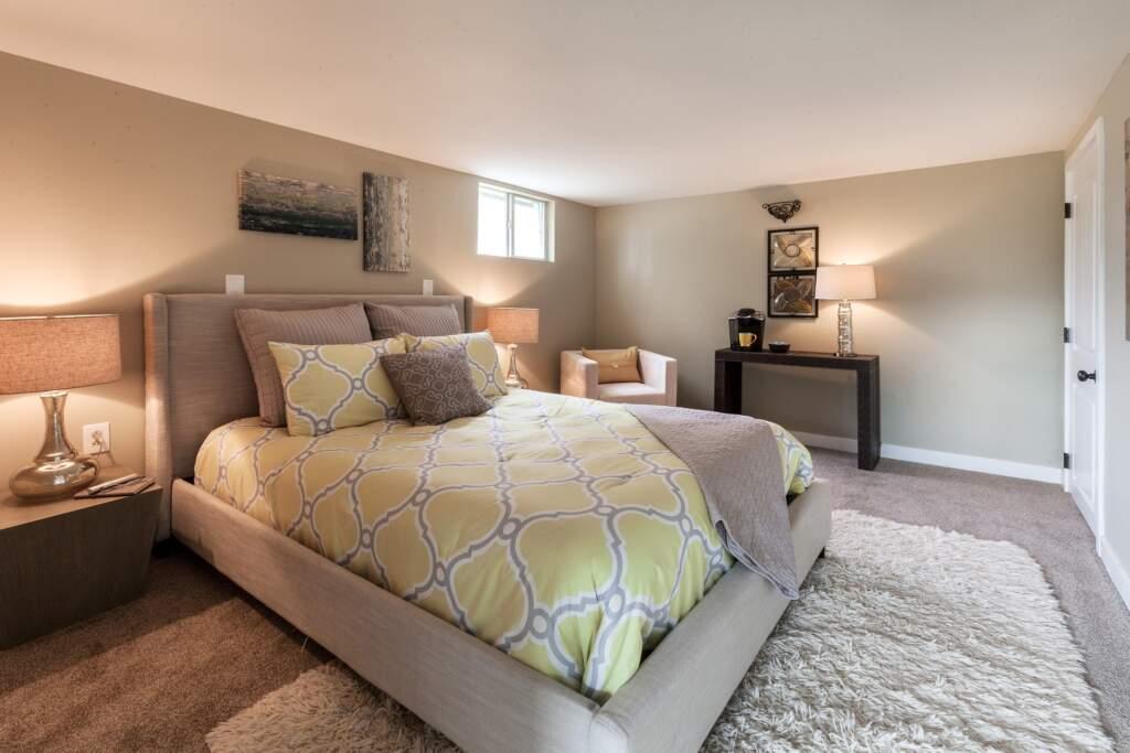 Basement Apartment with Custom Bedroom - Basement Renovation Scarborough