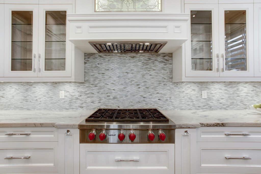 Luxury Kitchen Installation by Moose Basements